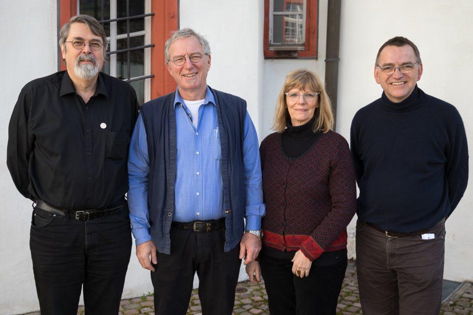 Foto: Wolfgang Kaudewitz, Jürgen Lembke, Monika Schula, Adrian Zimmermann